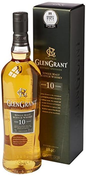 Glen Grant 10yr Whiskey