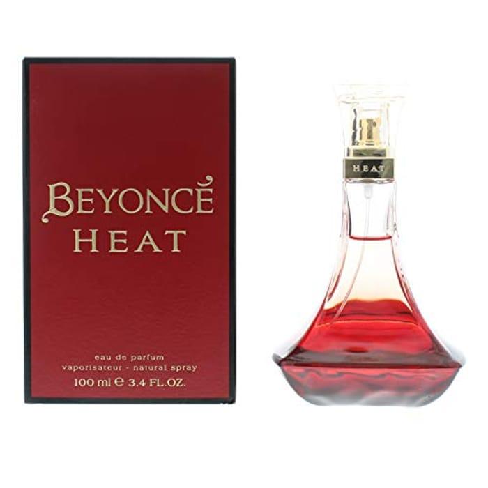 Bargain**Beyonce Heat Eau De Parfum Fragrance for Women, 100 Ml