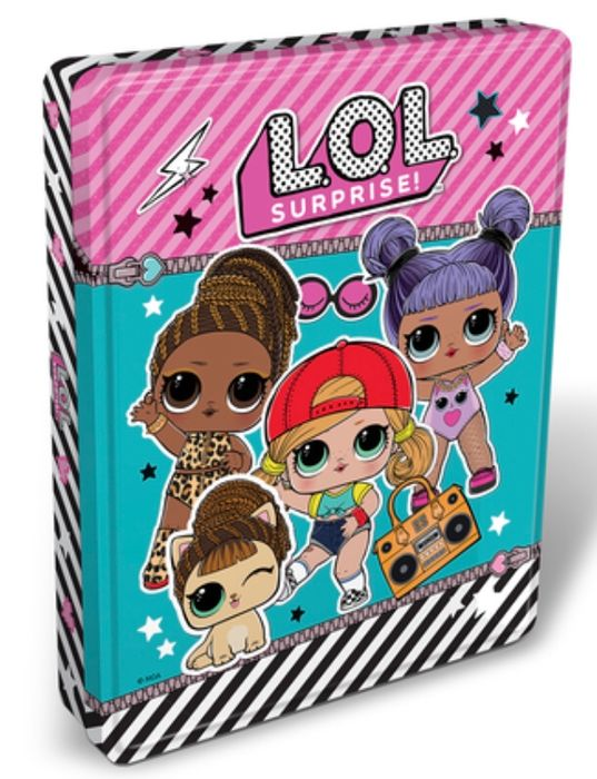 L.O.L. Surprise! Tin of Books at The Entertainer - Save £8