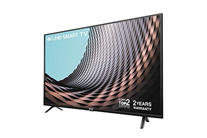 """*CYBER MONDAY DEAL* TCL 65"""" Smart TV 4K HDR10 & HLG with Alexa"""