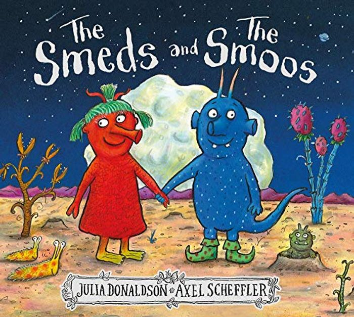 The Smeds and the Smoos Hardcover 5 Sep 2019