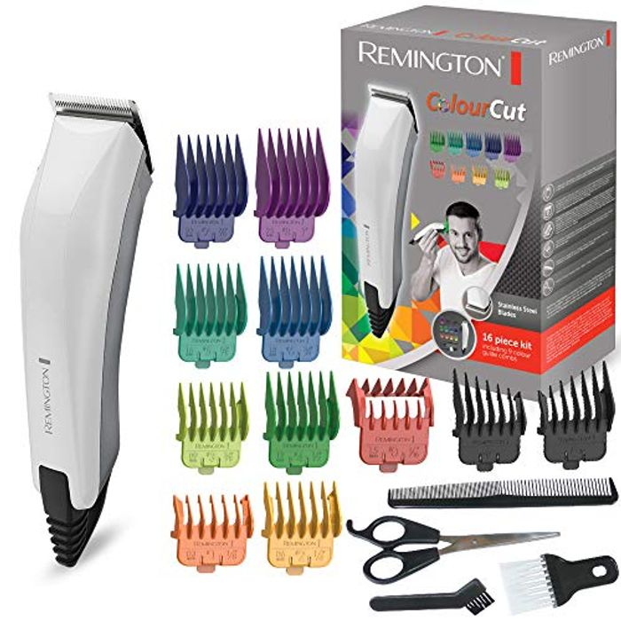 Remington Colour Hair Clippers