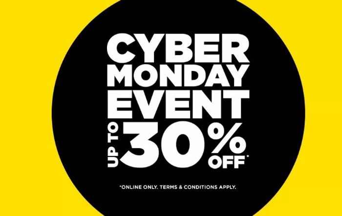 JD Sports Cyber Monday Event (TODAY ONLY) - Now Live!