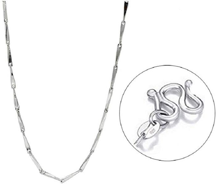 22-Inch 925 Sterling Silver Chain Necklaces for Women - Save Up to 70% Off