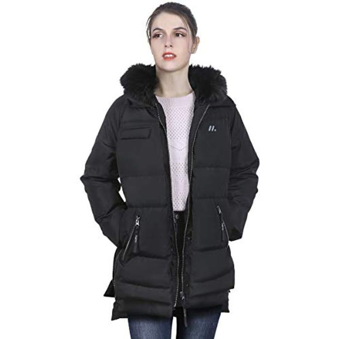Women's Insulated Warm Winter Coat
