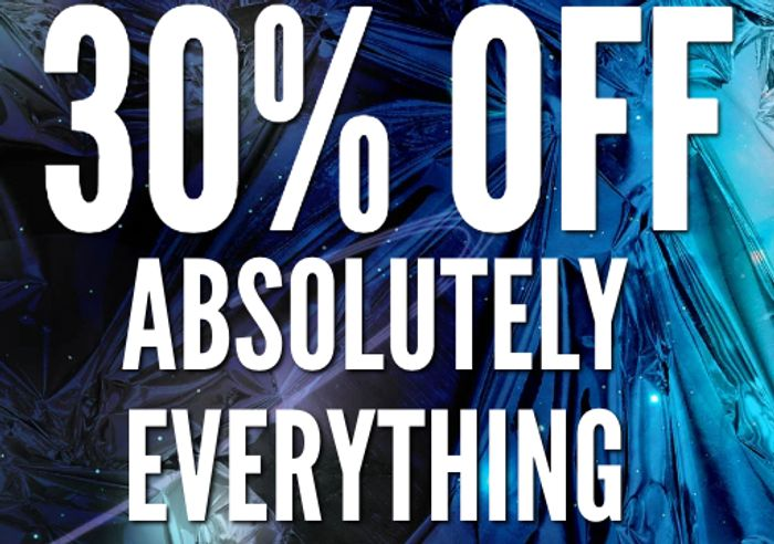 boohoo Cyber Monday 30% off Absolutely Everything (TODAY ONLY)