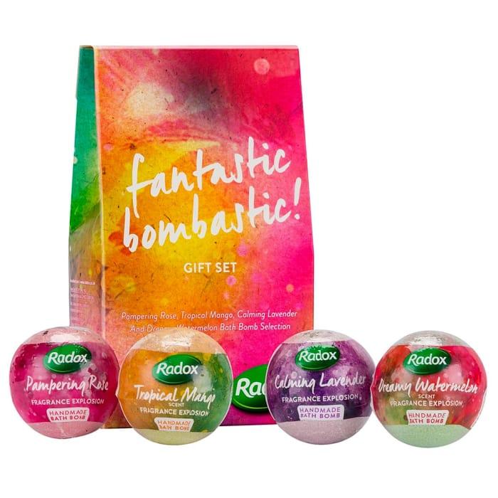 Radox Fantastic Bombastic Gift Set