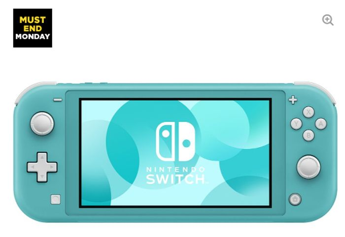 NINTENDO Switch Lite - Turquoise Only £179