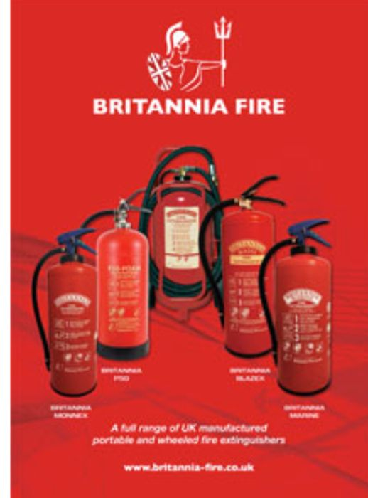 Get A Catalogue From Britannia Fire Ltd *Choice Of 2 FREE BY POST
