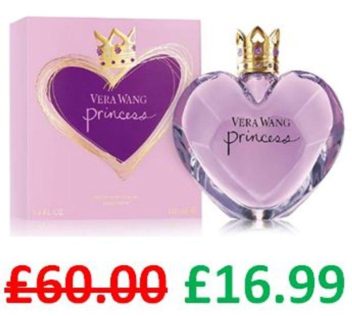 Cheapest Price! Vera Wang Princess EDT 100ml - Save 72% at Amazon
