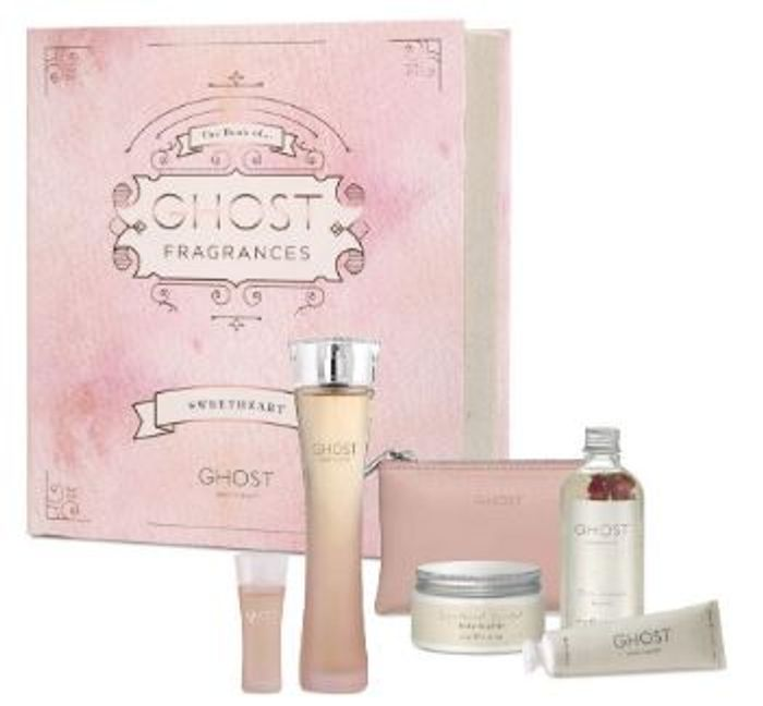 1/2 PRICE TODAY! GHOST Sweetheart 50ml Gift Set *4.8 STARS*