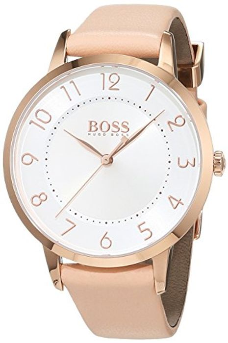 Best Ever Price! Today Only! HUGO BOSS Women's Analogue Quartz Watch