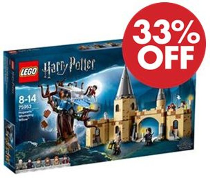 SAVE £220- LEGO Harry Potter - Hogwarts Whomping Willow (75953)