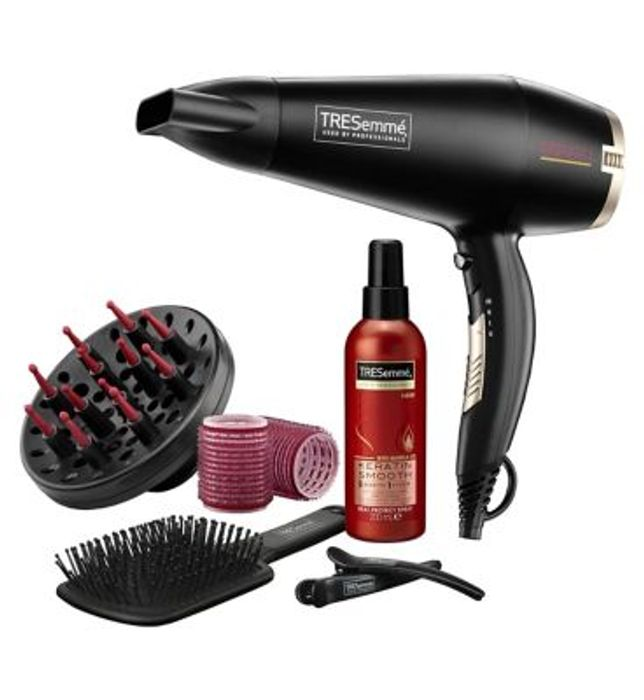 Tresemme Keratin Smooth Blow Dry Collection Set