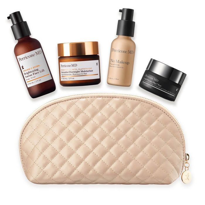 25% off 3 Product Kit Plus Free Cosmetic Bag