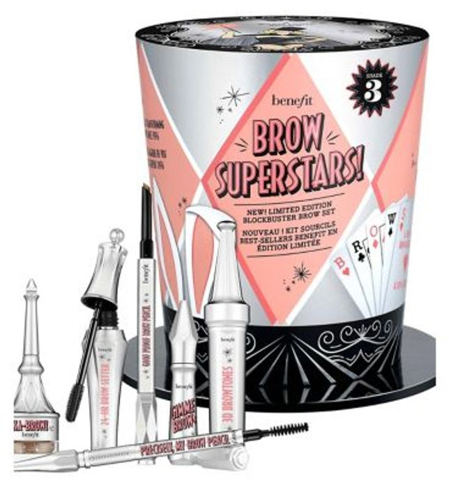 Benefit BROW Superstars!