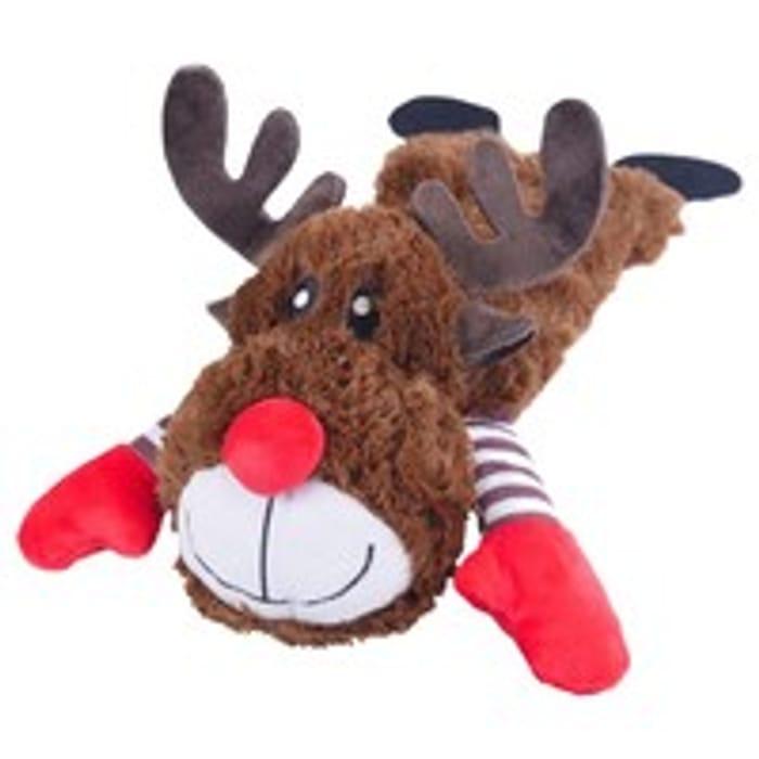 Rosewood Cupid & Comet Christmas Reindeer with Treats