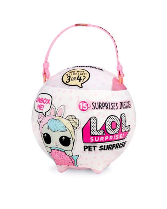 Lol Surprise Biggie Pets Hop Hop at Aldi - Only £16.99!