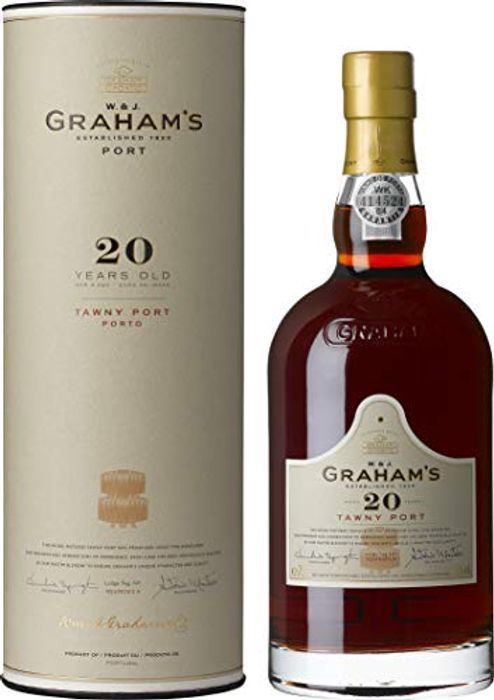 Amazon Deal of the Day: Graham's 20 Year Old Tawny Port, 75cl