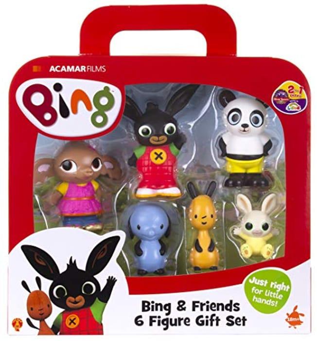 Bing and Friends, 6 Figure Gift Set *4.6 STARS*