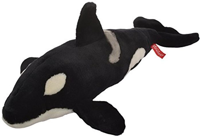 Hamleys Kai Killer Whale Soft Toy