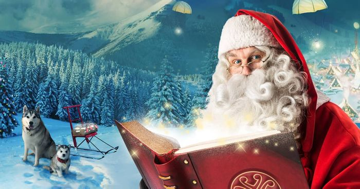 FREE Personalised Santa Video Message for Kids and Grown-Ups!