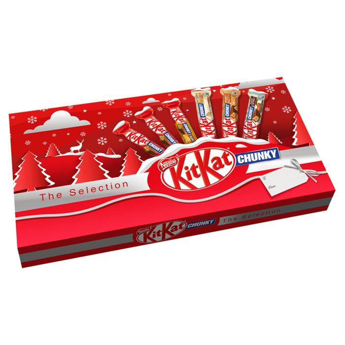 Kit Kat Collection Selection Box - HALF PRICE