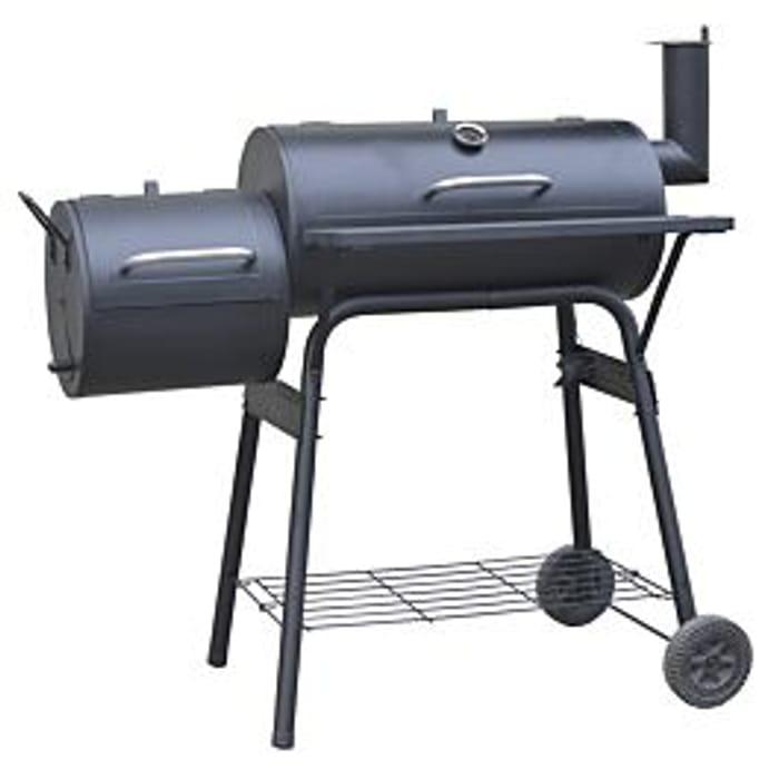 Flamemaster Smoker BBQ
