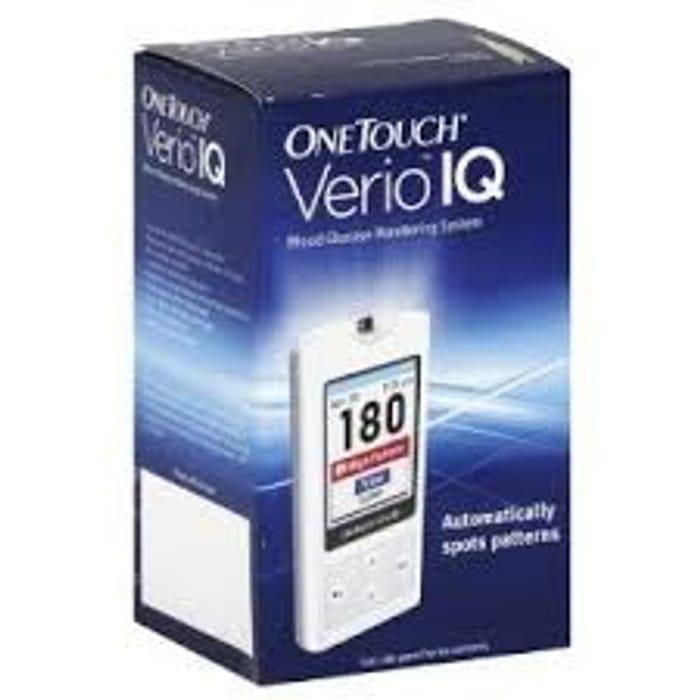 Free Verio IQ Blood Monitor ( DIABETICS ONLY )