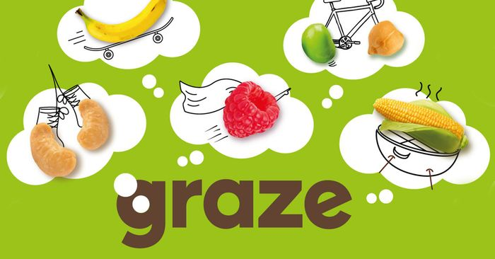 Healthy Snack Box from Graze - First One Absolutely Free