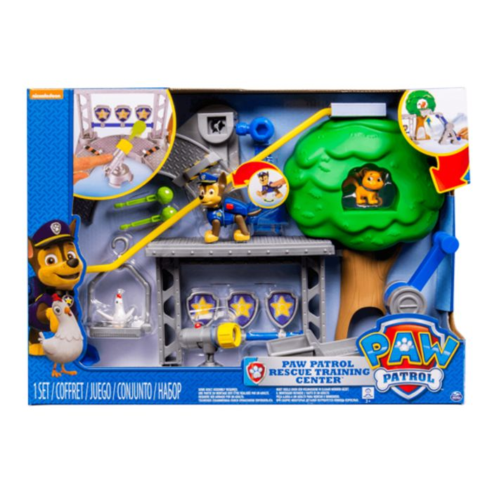 Bargain! Paw Patrol Rescue Training Centre Playset at the Entertainer
