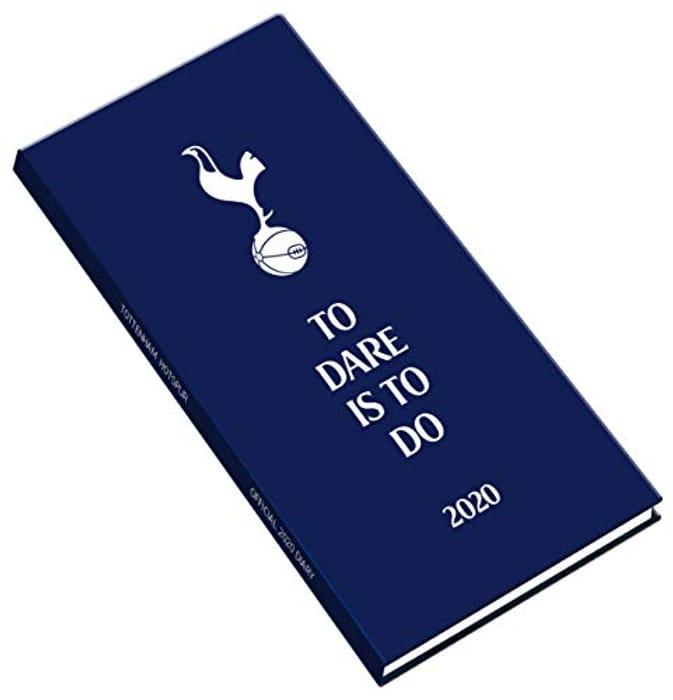 Tottenham Hotspur FC 2020 Pocket Diary