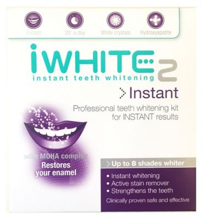 iWhite Instant Teeth Whitening 2