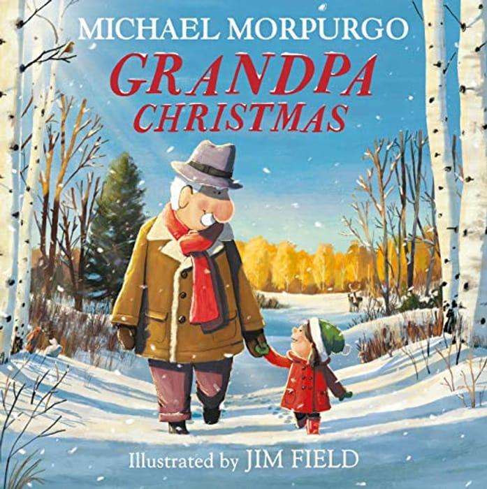 Grandpa Christmas Hardcover