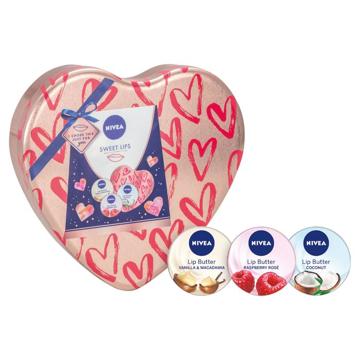 Nivea Sweet Lips Gift Set, Only £3.50!