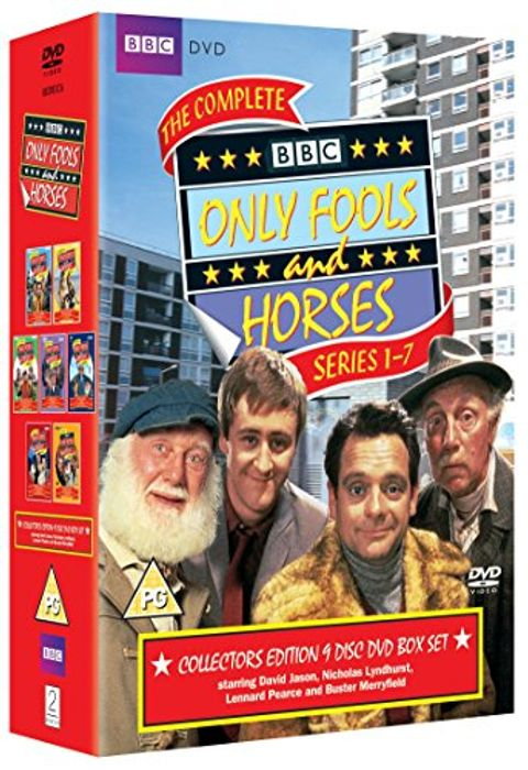 Best Ever Price! Only Fools and Horses - Series 1-7 DVD Set