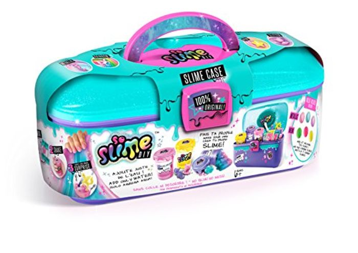 So Slime DIY SSC 004 Case, Multi-Colour at Amazon