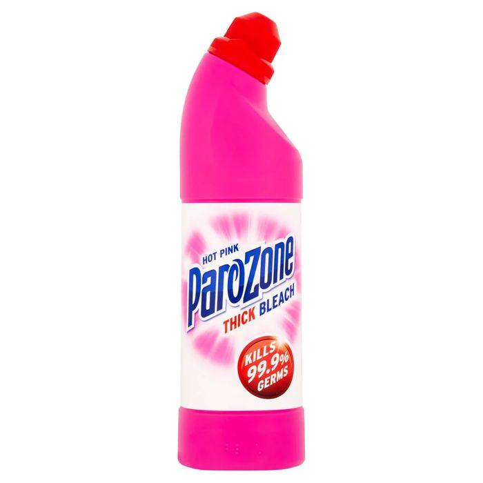 Parozone Hot Pink Thick Bleach 750ml