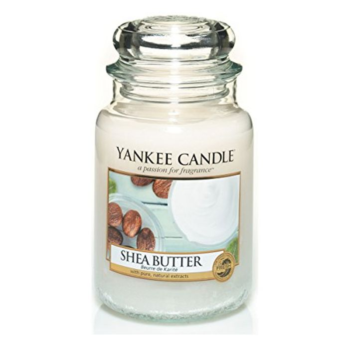 Yankee Candle, Large Shea Butter