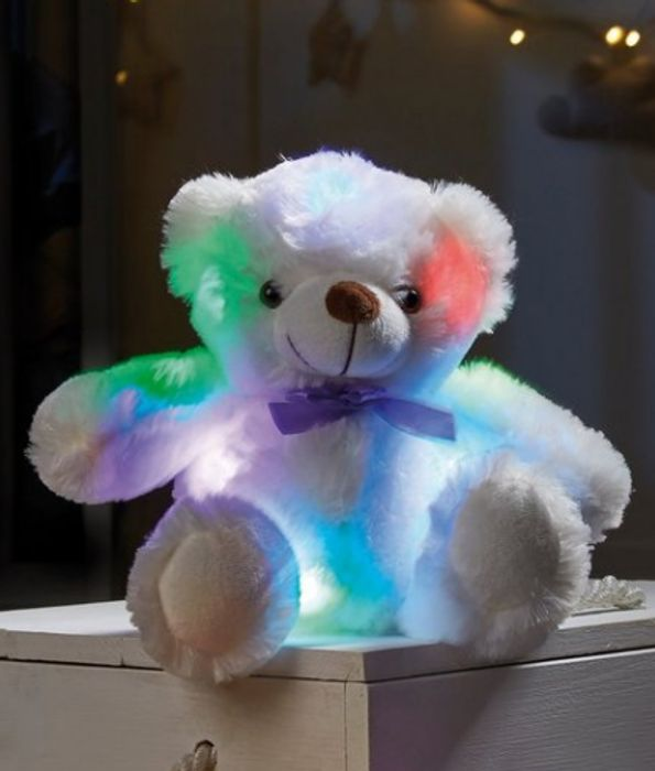 Cheap Night Glow Teddy Bear Age 3+ on Sale From £14.99 to £6.1
