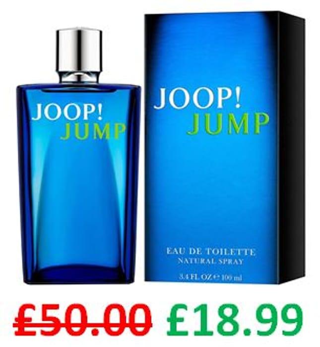 Cheap JOOP! JUMP for Men at Amazon (100ml)