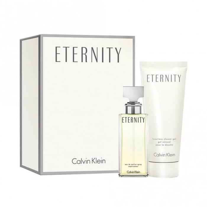 CALVIN KLEIN Eternity 2 Piece Gift Set - 30ml - Save £7!