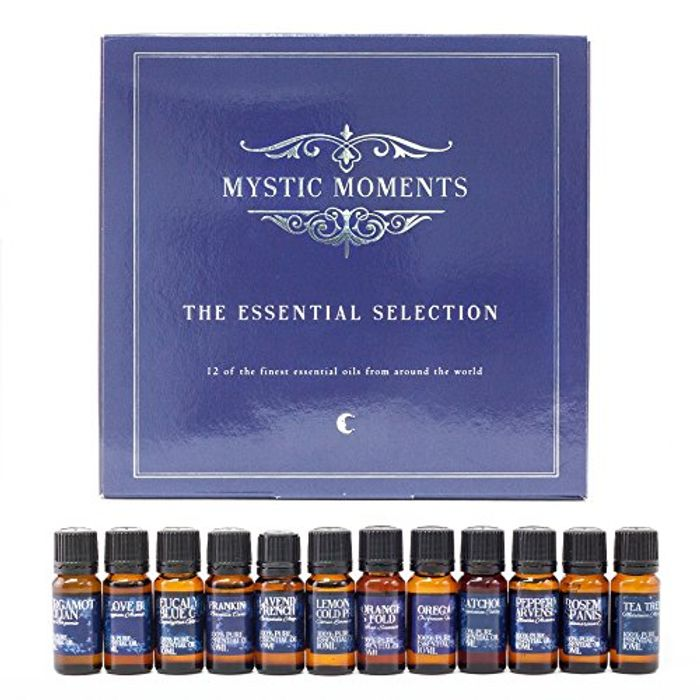 Mystic Moments the Essential Selection - 40% Off!