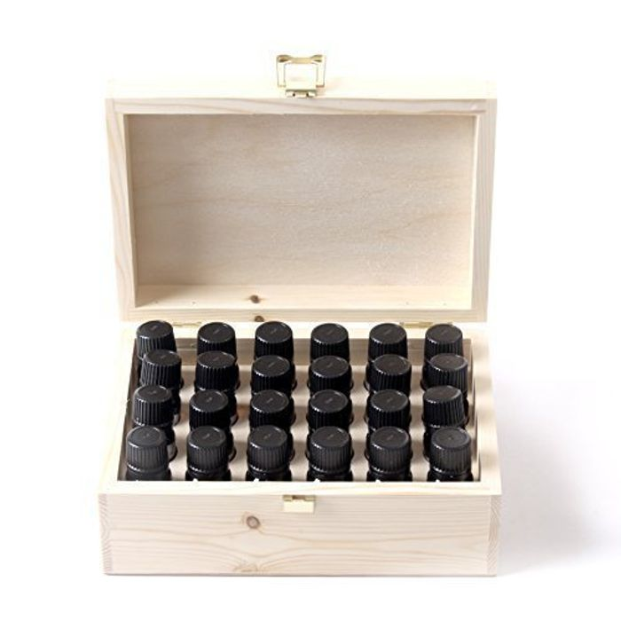 Mystic Moments | Essential Oil Starter Pack in Wooden Gift Box - 25% Off!