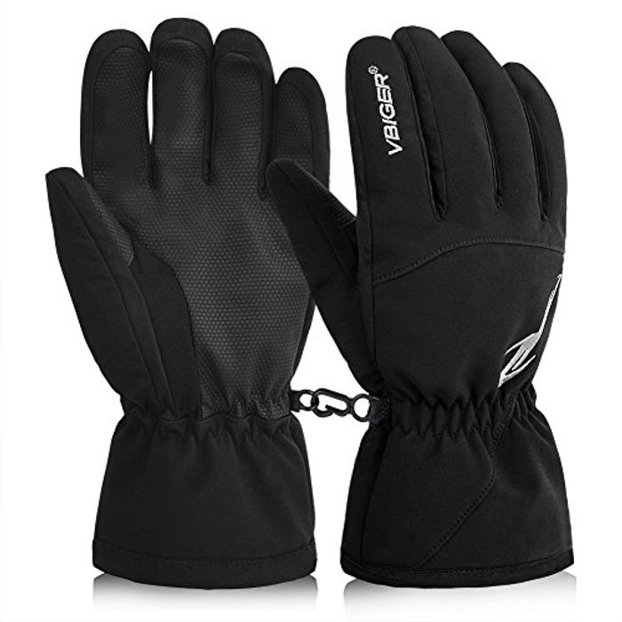 Half Price- Windproof Waterproof Skiing Gloves