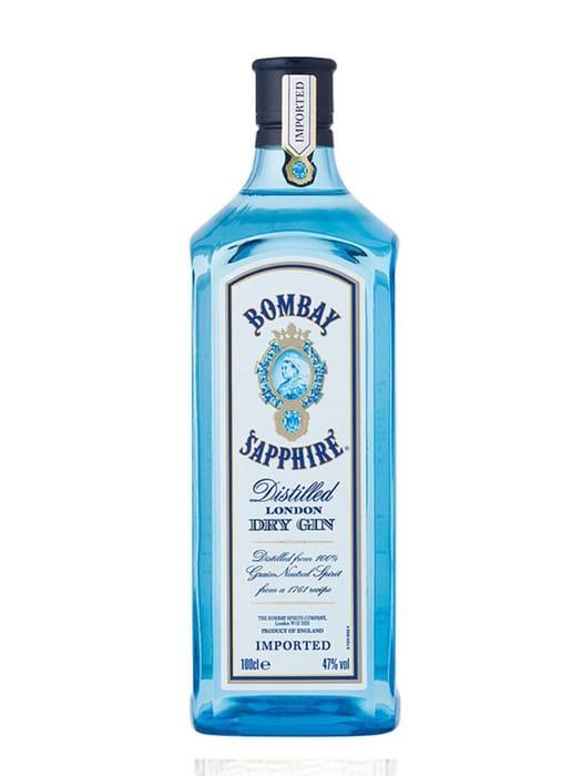 Cheap GIN Time! Bombay Sapphire Gin 1L - Save £7!