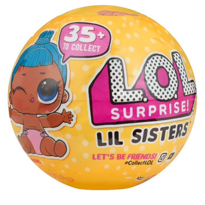 L.O.L Surprise! Lil Sisters
