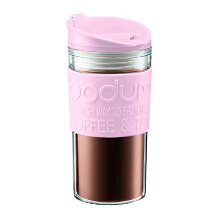 DOTD! Best Ever Price! Bodum Travel Mug - Save £5!