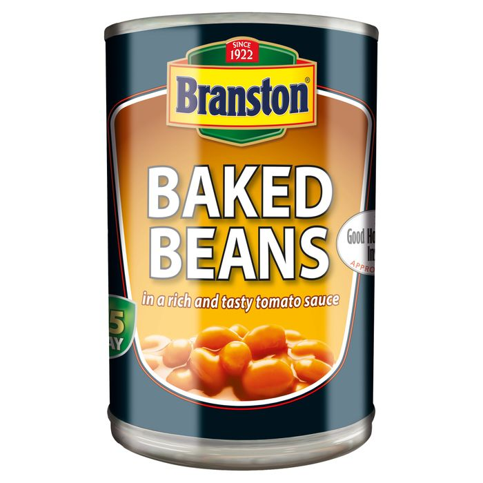 Branston Beans in Tomato Sauce 410G - Save £0.15!