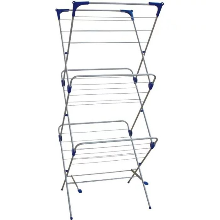 3 Tier Silver Airer for £5